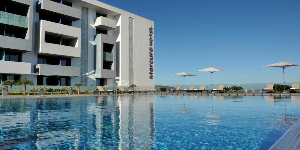 Hotel Mercure Nador Rif 01.