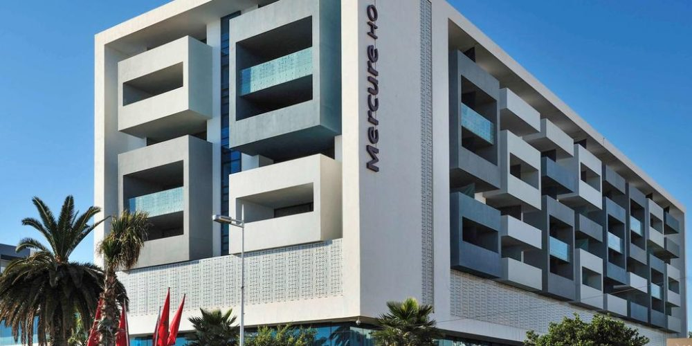 Hotel Mercure Nador Rif 02.