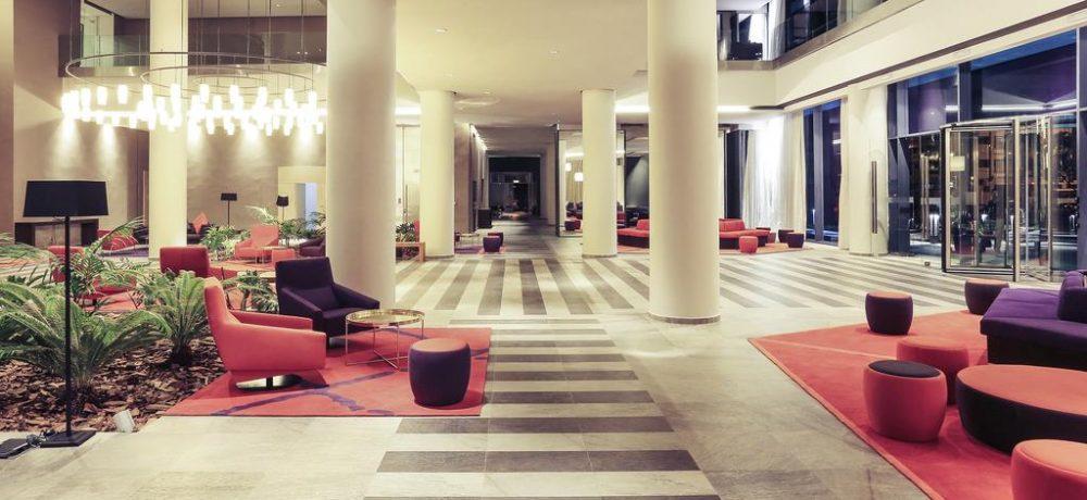 Hotel Mercure Nador Rif 04.