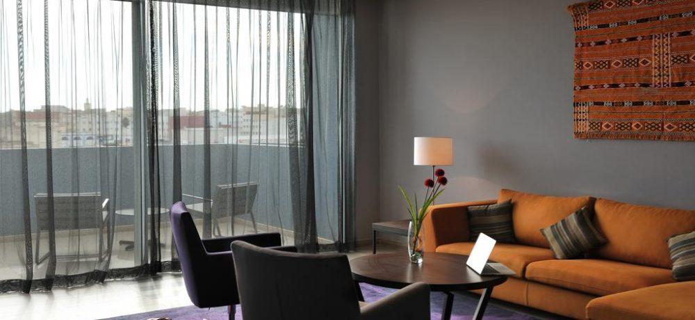 Hotel Mercure Nador Rif 17.