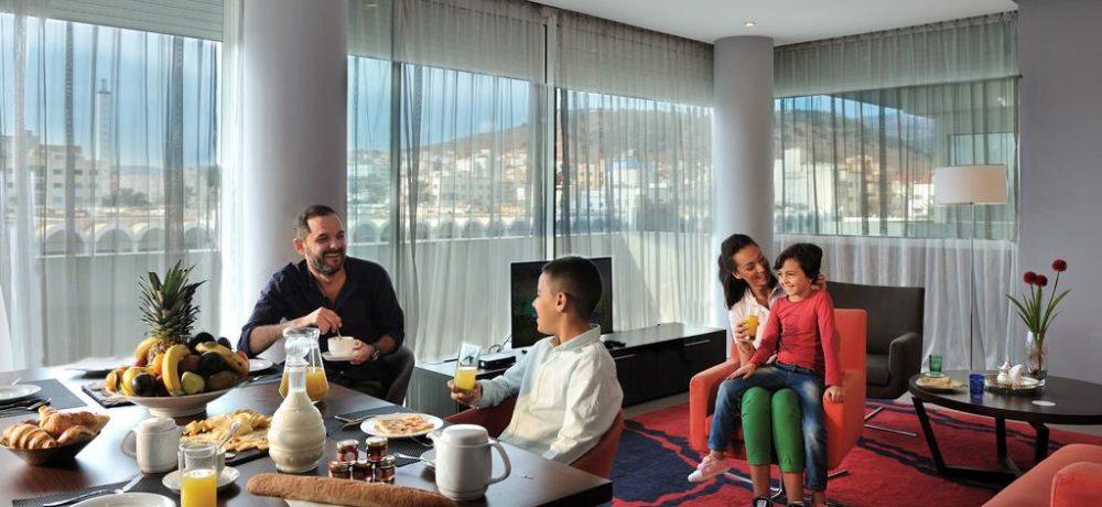 Hotel Mercure Nador Rif 20.